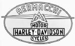 Aermacchi H.D Motorcycle Paint